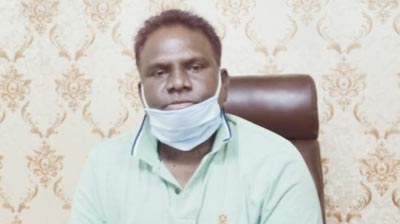 मैं नही चक्रधरपुर की जनता ने गुरुजी को दिया वोट :सुखराम उरांव