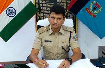 सामाजिक दूरी बनाते हुए शांतिपूर्ण एवं सौहार्दपूर्ण ढंग से मनाएं ईद : पुलिस अधीक्षक