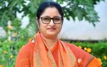 भाजपा नेताओं ने अन्नपूर्णा देवी को मोदी मंत्रिमंडल में मंत्री बनाए जाने पर दी बधाई