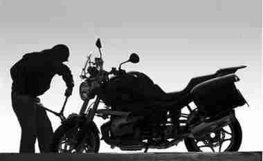 पांकी बस्ती से हुई मोटरसाइकिल की चोरी