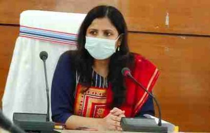 डीसी माधवी की तत्परता से समाधान हो रहा रहा रामगढ़ में जनता की समस्या