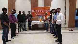 हिन्दू जागरण मंच ने मनाया शहीद भगत सिंह की जन्म जयंती